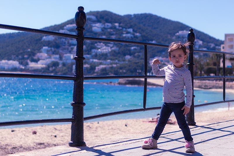 kukeando en Ibiza