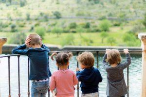 Visita a la finca Raixa Kukeando mallorca con niños